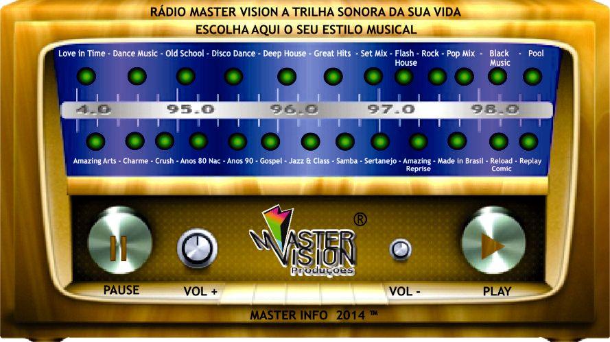 Radio Master Vision